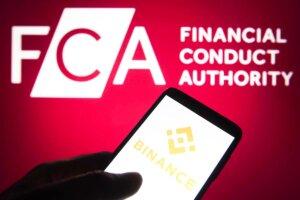 FCA не может контролировать Binance